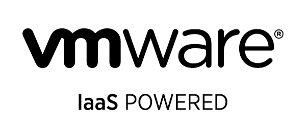 VMware IaaS Powered Badge - White.png