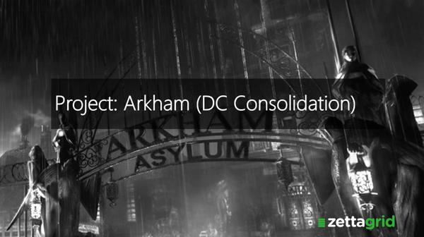Zettagrid Project Arkham